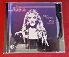 Joss Stone: Mind, Body & Soul Advance PROMO CD