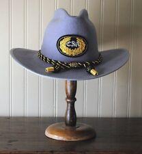 """""""CSA"""" Officers Slouch Hat (S, M, L, XL, XXL)  - Civil War - L@@K!!"""