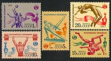 Russia 1984 Sports/Games/BasketballWrestling 5v b8609d