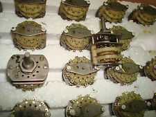 Rotary Switch 2 pole 11 positions ( PG15-4 ) NOS Lot of 4