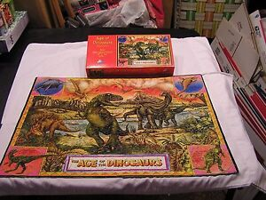 THE AGE OF THE DINOSAURS COMPLETE