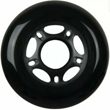 4-pk 64mm Kids Youth outdoor Inline Skate Wheels / rollerblade roller hockey 85A
