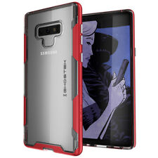 For Galaxy Note 8 / Note 9 Case | Ghostek CLOAK Clear Shockproof Bumper Cover
