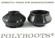 2 X Ball Joint Boots 19x40x32 mm Suspension Polyurethane Boots Long Lifetime