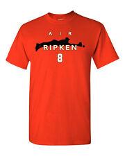 """Cal Ripken """"Air Ripken"""" Baltimore jersey T-shirt S-5Xl Orioles"""