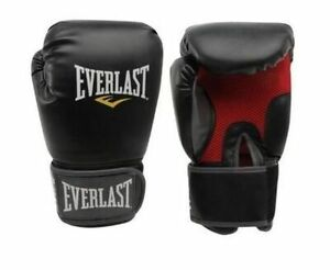Everlast PRO Style Muay Thai Training Mitt Sparring Gloves 10oz 12oz R133