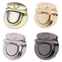 Metal Buckle Bag Lock Luggage Clasp Hardware Parts Purse Buckle Bag Accessories