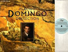 PLACIDO DOMINGO the collection (best of compilation) DOUBLE LP EX+/EX SMR 625