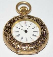 Mechanical (Hand-winding) Solid Gold Antique Pocket Watches