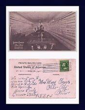 OHIO VAN WERT LEESON & STANLEY SHOE STORE 1911 TO MARY CLOUSE, OHIO CITY, OHIO