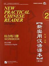 New Practical Chinese Reader vol.2 - Workbook by Xun Liu (Paperback, 2010)