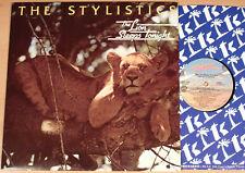 THE STYLISTICS - The Lion Sleeps Tonight  (DASH, US 1979 / SOUL / LP MINT)