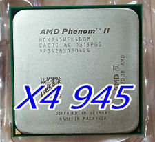 AMD Phenom II X4 945 4x 3,0 GHz Sockel AM2+/AM3 Quad-Core CPU HDX945WFK4DGM