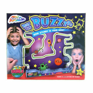 Donot touch the wire Game Beat The Buzzer Buzz Wire Activity KID UK Seller
