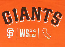 Nike - San Francisco Giants 2014 World Series T-Shirt – Size M