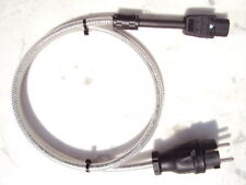 High-End Power Cord Netzkabel  1,0 m Lapp Typ Ölflex 110 CY 3x 2,5m²