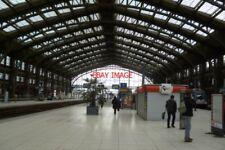 PHOTO  2012 FRANCE BORDEAUX RAILWAY LILLE FLANDRES STATION EXTERIOR