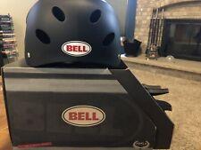 Bell Scuffle BMX/Skate Helmet M/L Black