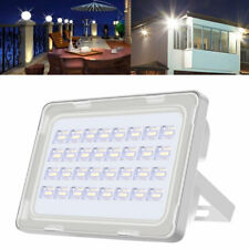 100W LED Floodlight Outdoor SMD Security Garden Yard Light Cool 6000K IP65 Lamp
