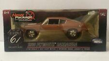Highway 61 1:18 1968 Plymouth Barracuda