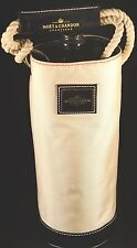 MOET CHANDON BOTTLE COOLBAG  SAILOR ROPE   NEW NO FIZZ INCLUDED