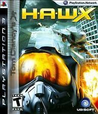 Tom Clancy's H.A.W.X (Sony PlayStation 3, 2009) CIB Nice Shape