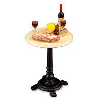 Reutter Porzellan Table / Table Le Bistro Dollhouse 1:12 Art. 1.805/3