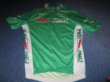 TOUR DE 2002 NIKE VERDE FRANCE punti Italiano Ciclismo Jersey [M]... nn.