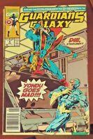 Marvel Comic Guardians Of The Galaxy Vol 1 No 8