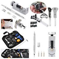 Pro Watch Repair 13pcs Set Band Strap Bracelet Link Remover Spring Bar Tool Kit