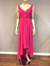 Chiffon Regular Dresses Asymmetric