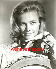 Vintage Honor Blackman PUSSY GALORE '65 GOLDFINGER James Bond Publicity Portrait