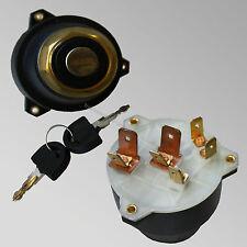 Zündlichtschalter Zündschloss kompatibel m. IHC 353 453 644 744 633 946  2 Schl.