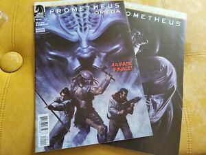 Prometheus Fire and Stone Omega One-Shot & Prometheus #3 - Dark Horse Comics VF