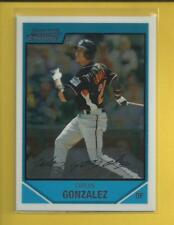 Carlos Gonzalez RC 2007 Bowman Chrome Draft Prospects Card # BDPP108 Rockies MLB