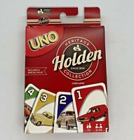 UNO HOLDEN Card Game Heritage Collection NEW