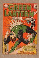 Green Lantern (1st Series DC) #33 1964 GD 2.0 Low Grade