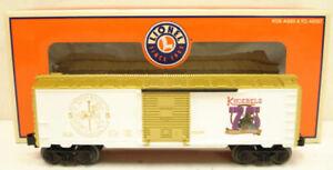 Lionel 6-52249 Knoebels Boxcar #5 NIB