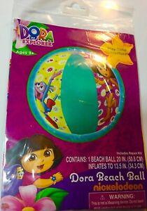 NICKELODEON Dora the Explorer Beach Ball - NEW!