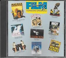 "RARO CD FUORI CATALOGO 1991 "" FILM PARADE 2 "" LISA HUNT E ZUCCHERO"