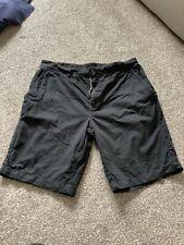 Mens Adidas Black Shorts 32 Inch Waist