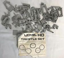 Vintage Lionel HO Trestle Set Clips