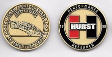 Hurst Hemi Under Glass Wheelstander 50th Anniversary Coin NHRA IHRA Drag Racing