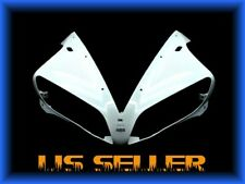 US STOCK UNPAINTED UPPER FARING NOSE For YAMAHA 2004 05 2006 YZF R1 YZFR1 R1000