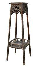 sellette ancienne chêne meuble Breton époque 1900