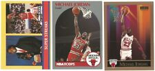 HIGH GRADE 1990-91 Michael Jordan Skybox Hoops Lot x3 Chicago Bulls Last Dance