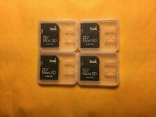 4 Studii SD / MICRO SD Adapter fit 4GB 8GB 16GB 32GB 64GB