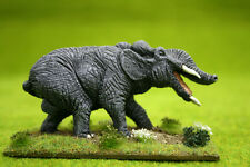 DeeZee Miniatures PLATYBELODON Adult Male DZ01 ( resin) 28mm Wargames