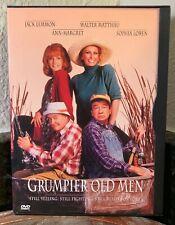 Grumpier Old Men (Dvd, 1997)