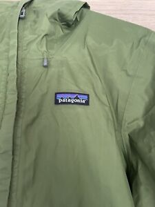 Patagonia Mens Torrentshell Pullover Jacket